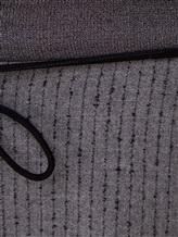 Брюки EREDA 17WEDPA160 94% шерсть, 3% полиамид, 3% эластан Серый Италия изображение 4