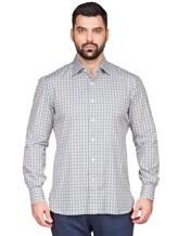 Рубашка ISAIA IF10TC 100%хлопок Зеленый Италия изображение 1