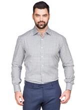 Рубашка ISAIA IF10TC 100%хлопок Зеленый Италия изображение 0