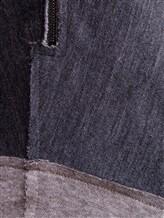 Платье EREDA E251512 96% шерсть, 4% полиамид Серый Италия изображение 5