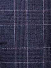 Костюм EREDA 3490 100% шерсть Сине-серый Италия изображение 5