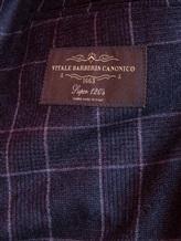Костюм EREDA 3490 100% шерсть Сине-серый Италия изображение 6