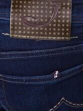 Джинсы Jacob Cohen J620 C0MF 99% хлопок 1% эластан Темно-синий Италия изображение 4