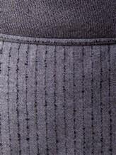 Брюки EREDA 17WEDPA150 94% шерсть, 3% полиамид, 3% эластан Серый Италия изображение 4