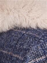 Пальто Peserico S20421A 100% шерсть Серо-синий Италия изображение 5