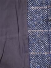 Пальто Peserico S20421A 100% шерсть Серо-синий Италия изображение 6