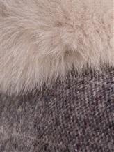 Пальто Peserico S20421A 100% шерсть Серый Италия изображение 5