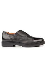 Туфли Santoni MGWG15804 100% кожа Черный Италия изображение 1