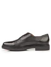 Туфли Santoni MGWG15804 100% кожа Черный Италия изображение 2
