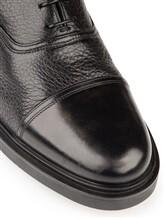 Туфли Santoni MGWG15804 100% кожа Черный Италия изображение 5