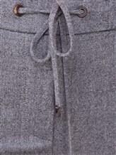 Брюки Peserico P04856 98% шерсть, 2% эластан Темно-серый Италия изображение 4
