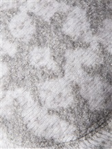 Кепи Lorena Antoniazzi LP3296CP1 60% альпака, 40% шёлк Светло-серый Италия изображение 1