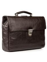 Портфель A.G.Spalding&Bros 184700 100% кожа Темно-коричневый Китай изображение 4