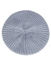 Шапка Inverni Firenze 1892 3952 100% кашемир Серо-голубой Италия изображение 0