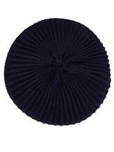 Шапка Inverni Firenze 1892 3952 100% кашемир Темно-синий Италия изображение 0