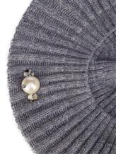Шапка Inverni Firenze 1892 3952 100% кашемир Серый Италия изображение 1