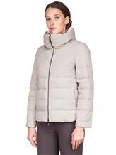 Куртка Peserico S21273C02 69% полиэстер, 29% вискоза, 2% эластан Светло-серый Италия изображение 2