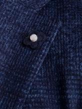 Пиджак Lardini IE558AE 59% хлопок, 41% шерсть Темно-синий Италия изображение 4