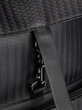 Рюкзак ZANELLATO 36096 100% кожа Черный Италия изображение 5