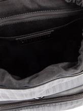 Рюкзак ZANELLATO 36096 100% кожа Черный Италия изображение 6