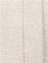 Куртка Peserico S24590D 50% полиэстер, 21% вискоза, 20% шерсть, 7% полиамид, 2% эластан Серо-бежевый Италия изображение 4