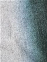 Палантин Faliero Sarti 2044 70% кашемир, 30% шёлк Серо-бирюзовый Италия изображение 1