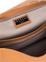 Сумка ZANELLATO 06132 100% кожа Светло-коричневый Италия изображение 9
