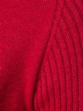 Джемпер D.Exterior 45041 30% вискоза, 30% кашемир, 20% полиамид, 20% шерсть Бордовый Италия изображение 6
