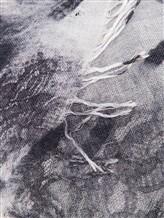 Палантин Faliero Sarti 2166 70% кашемир, 30% шёлк Серо-черный Италия изображение 1