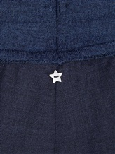 Брюки Lorena Antoniazzi LP3220PA12 96%шерсть4%эластан Темно-синий Италия изображение 4