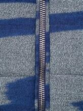 Жилет Missoni 536461 100% шерсть Сине-серый Италия изображение 5