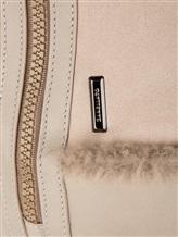 Сумка ZANELLATO 36133 100% кожа ягненка Светло-серый Италия изображение 5