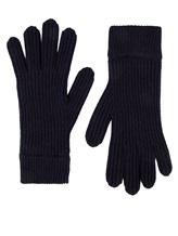 Перчатки Malo UTU003 100% кашемир Темно-синий Италия изображение 0