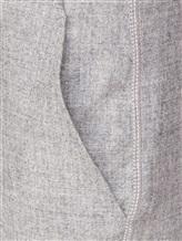 Брюки Capobianco 3W800 90% шерсть, 8% кашемир, 2% эластан Серый Италия изображение 4