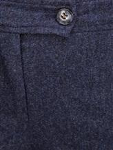 Брюки Capobianco 3W800 90% шерсть, 8% кашемир, 2% эластан Синий Италия изображение 4