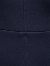Платье Piazza Sempione P5001A0 89% хлопок, 11% нейлон Темно-синий Италия изображение 4