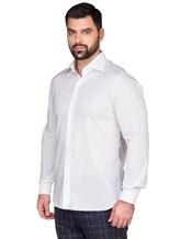 Рубашка ISAIA IF10TC 100%хлопок Белый Италия изображение 2