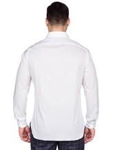 Рубашка ISAIA IF10TC 100%хлопок Белый Италия изображение 3