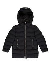 Куртка Herno PI086B 78% полиэстер, 22% фибра Черно-синий Румыния изображение 0
