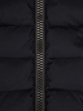 Куртка Herno PI086B 78% полиэстер, 22% фибра Черно-синий Румыния изображение 1