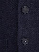 Пальто Massimo Alba FL0RI010 100% шерсть Темно-синий Италия изображение 5