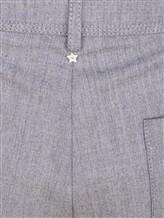 Брюки Lorena Antoniazzi LM32130PA9 92% шерсть, 6% полиамид, 2% эластан Серый Италия изображение 4