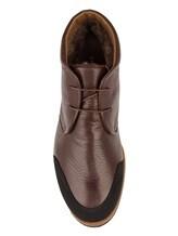 Ботинки Zonkey Boot ZB036 100% кожа Коричневый Италия изображение 4