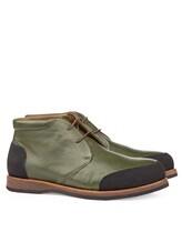 Ботинки Zonkey Boot ZB036 100% кожа Зеленый Италия изображение 0