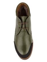 Ботинки Zonkey Boot ZB036 100% кожа Зеленый Италия изображение 4