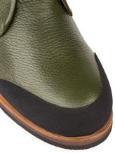 Ботинки Zonkey Boot ZB036 100% кожа Зеленый Италия изображение 5