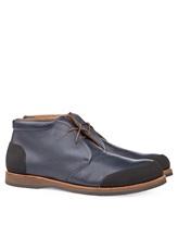 Ботинки Zonkey Boot ZB036 100% кожа Темно-синий Италия изображение 0