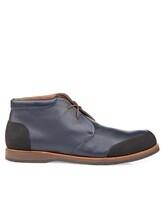 Ботинки Zonkey Boot ZB036 100% кожа Темно-синий Италия изображение 1
