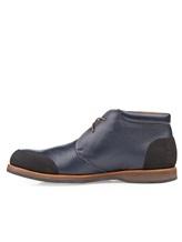 Ботинки Zonkey Boot ZB036 100% кожа Темно-синий Италия изображение 2