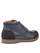Ботинки Zonkey Boot ZB036 100% кожа Темно-синий Италия изображение 3